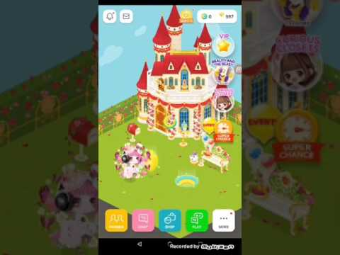 Line play ~ How To Get 16k Gems and other rare stuff!