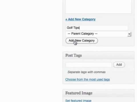 How to Access, Add New Post and Pages To Your Blog