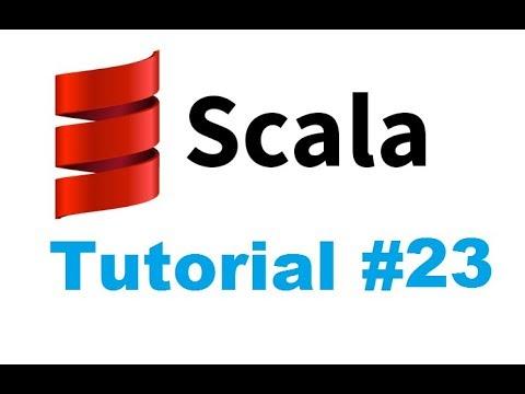 Scala Tutorial 23 - Scala Options Type