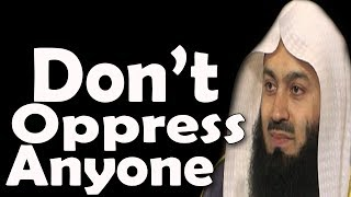 Be Careful of The Supplication Made Against You | Mufti Menk [Eng-Sub]