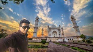 Bibi Ka Maqbara , Mindblowing Facts Of Taj Mahals Replica  बीबी का मकबरा , औरंगाबाद