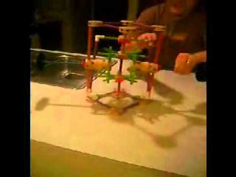 Tinker Toy Differential Demo