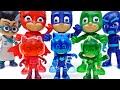 Giant Fake PJ Masks Robots PJ Masks Super Moon Adventure ToyMartTV