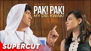 Pak! Pak! My Dr. Kwak!   Vic Sotto and Bea Alonzo   Supercut