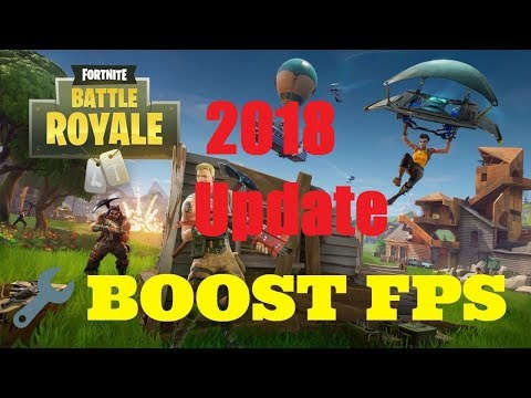How To Increase FPS On Fortnite -  After Update
