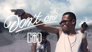 GOD - DON'T CRY (Official Music Video)