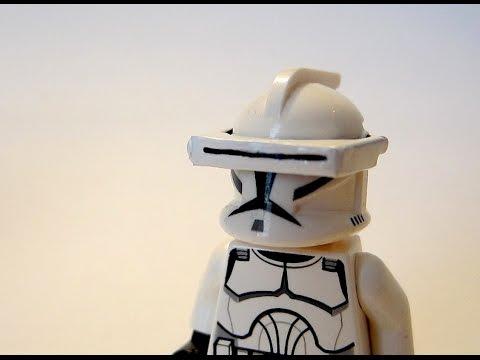 How To Make: Custom Lego Star Wars Clone Macrobinoculars