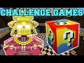 Minecraft: FATTEST BOSS CHALLENGE GAMES - Lucky Block Mod - Modded Mini-Game