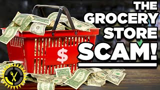 Food Theory: You've Been SCAMMED...and Never Knew It!(Supermarket Secrets)