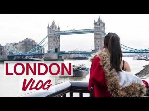 LONDON VLOG