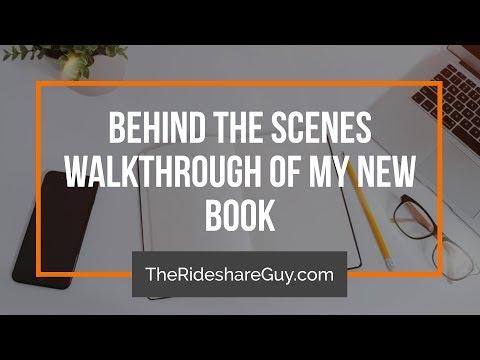 Behind The Scenes Walkthrough of My New Book