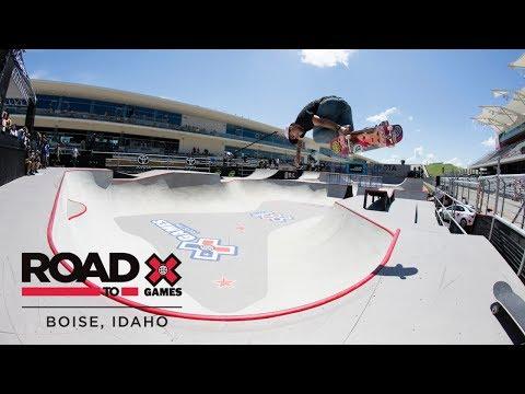 FULL REPLAY: Men's Skateboard Park Final | X Games Boise Qualifier