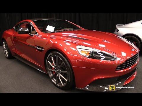 2015 Aston Martin Vanquish - Exterior and Interior Walkaround - 2015 Montreal Auto Show