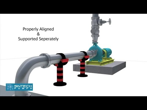 Suction Pump Installation | Piping