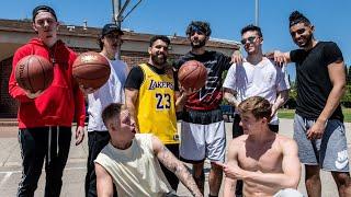 FaZe Clan $1,000 Basketball Trickshot Challenge