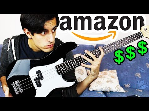 The Cheapest BASS on AMAZON