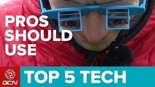 5 Pieces Of Tech The Pros Should Use