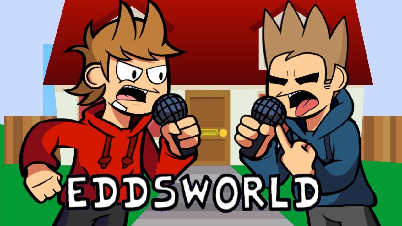 Tord vs Tom (Edssworld Fight)