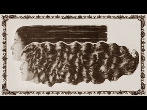 Victorian Hair Curling Fluid