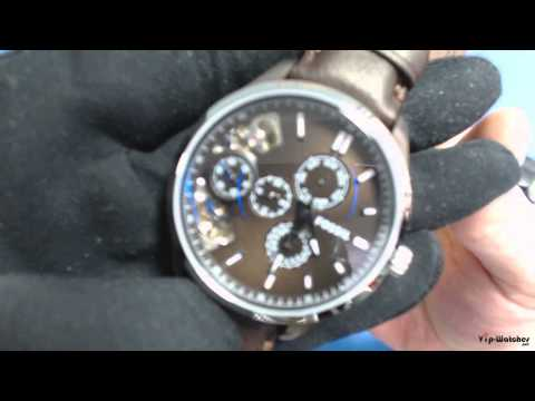 Мъжки часовник Fossil Dress Leather - ME1123