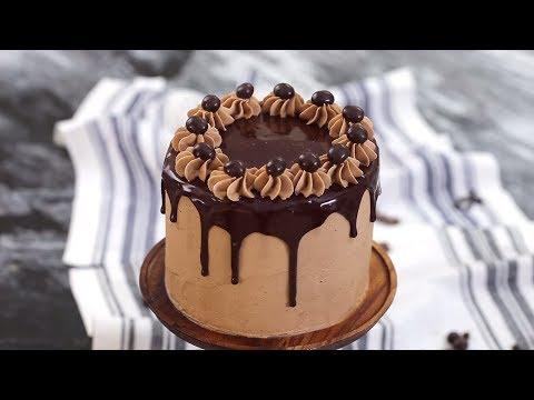 How to Make a Mocha Cake
