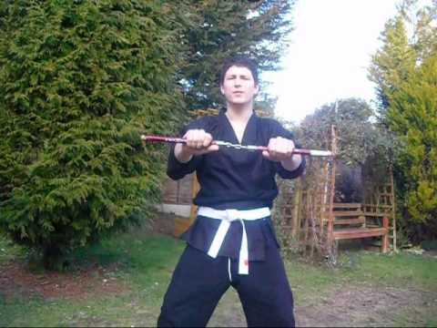 HOW TO USE NUNCHUCKS FOR BEGINNERS - LEARN HOW TO DO THE BASICS