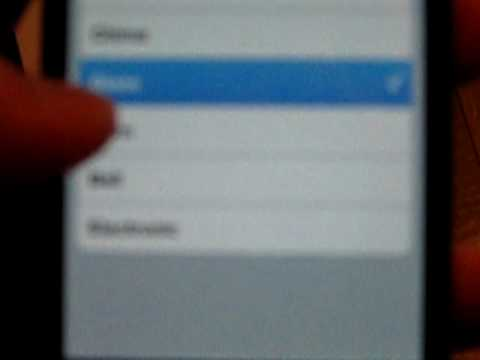 iPhone 4 gets angry with sms tones
