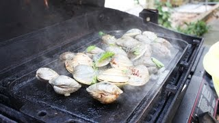 Clams On The Bbq Orsararecipes
