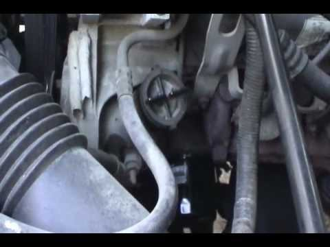 1995 Ford F-250 4X4 Power Steering System Flush