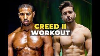 I Trained Like Michael B Jordan for Creed 2 ft. Corey Calliet   Men