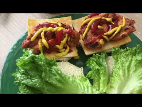 Chicken Tikka Burgers 2018