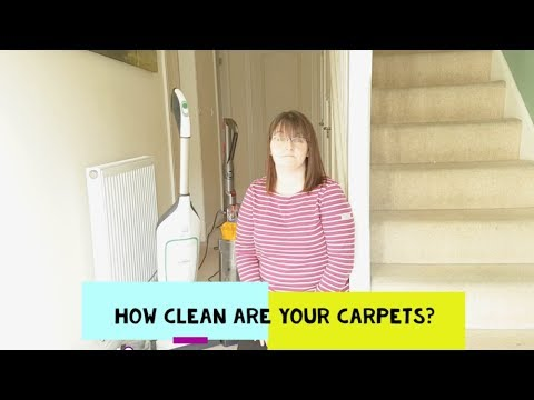 Vorwerk Kobold VK200 - How Clean Are Your Carpets