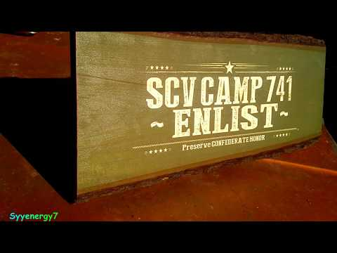 Signage to Promote & Advertise your SCV Camp