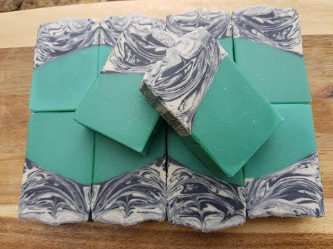 Thyme and Olive Leaf Artisan Soap