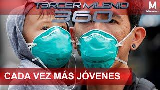Tercer Milenio 360 l Cada vez más jóvenes l 1 de Abril