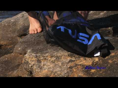 TUSA, View and Reef Tourer: - How to choose a snorkel set