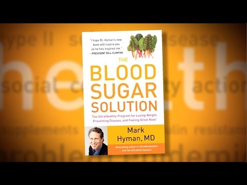 The Blood Sugar Solution - 10 Day Detox Diet by Dr Mark Hyman