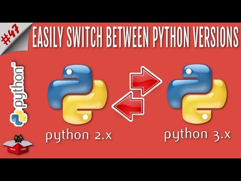 Switching Between Python Versions in Windows - Use Builtin PyLauncher To Switch Between Python 2 & 3