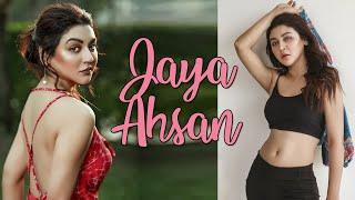 Jaya Ahsan is a Bangladeshi hot actress