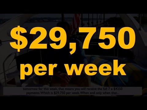 How To Make Money On The Internet Fast & Free In 2016 Get Income $29,750 Per Week