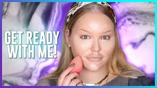 Honest Get Ready With Me - GLOW AROUND THE WORLD: Home Edition