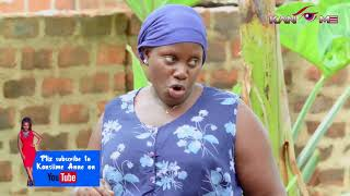 Kansiime the sharp digger. Kansiime Anne. African Comedy.