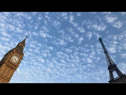 London vs. Paris (Why I Live In Paris) - Vlog #29