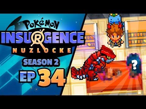 WHAT IS GOING ON HERE... - Pokémon Insurgence Nuzlocke (Episode 34)