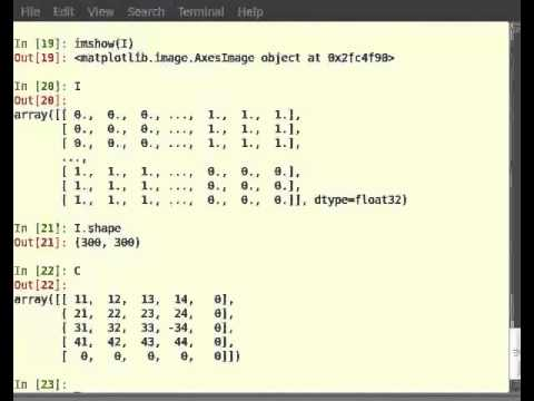 Accessing parts of arrays - Hindi