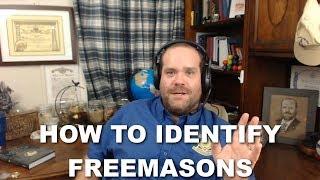How to Identify Freemasons