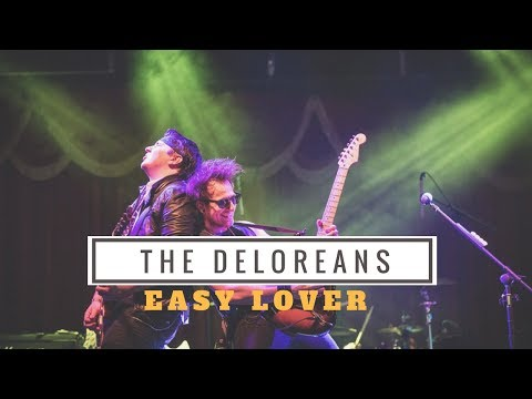 The Deloreans // Easy Lover // Book at Warble Entertainment