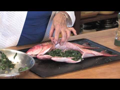 Cooking Show  Red Snapper