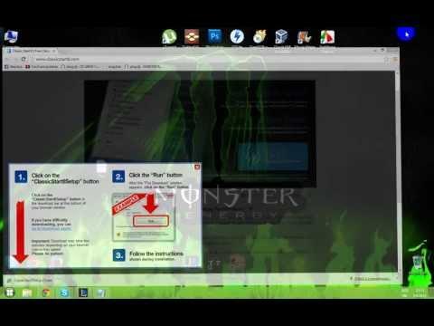 Kako ubaciti start orb u Windows 8