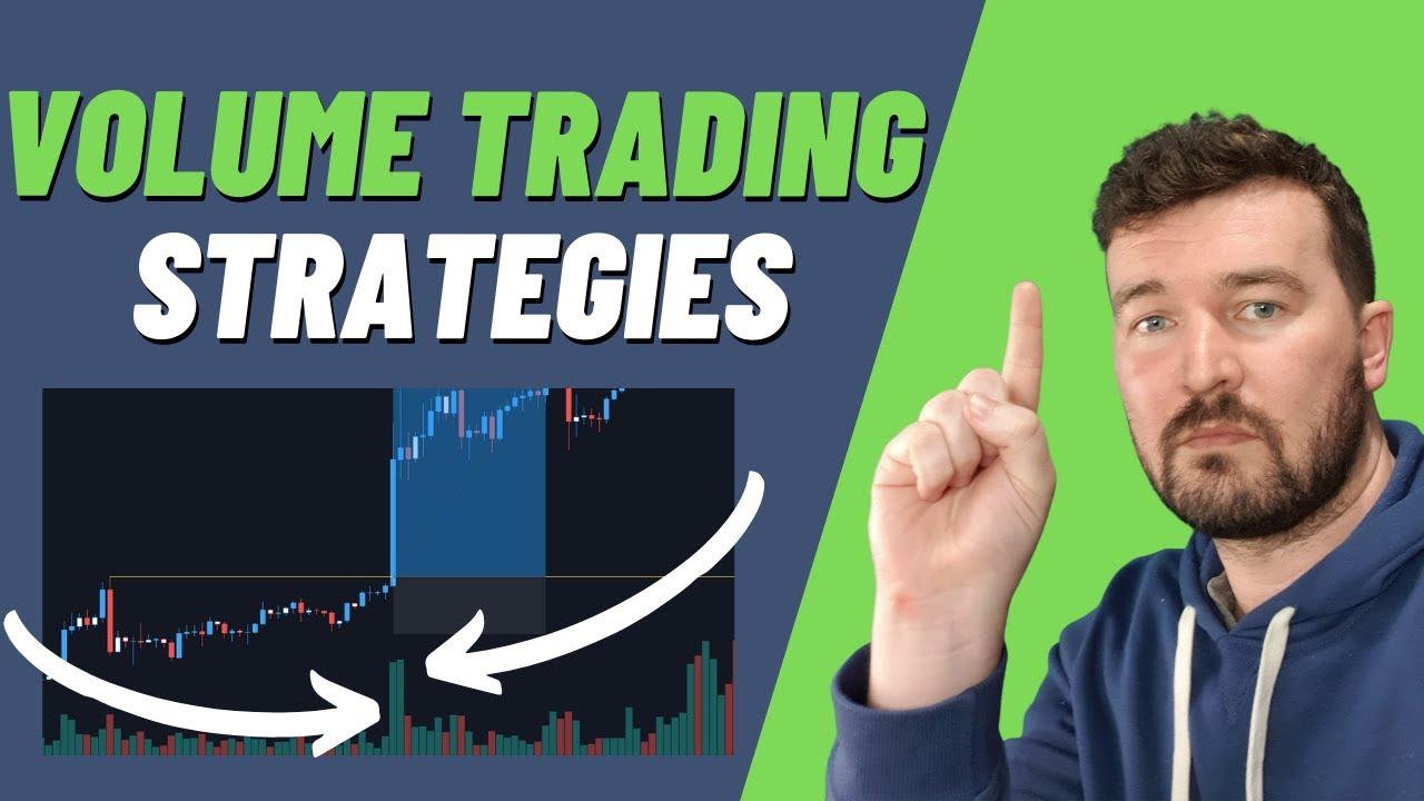 Volume Trading Strategy for Forex, Stocks & Crypto [Amazing]